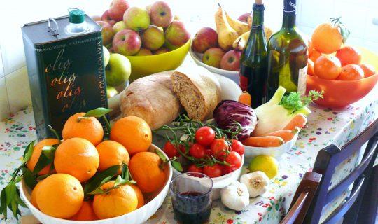 Mediterranean Diets and Alzheimer's