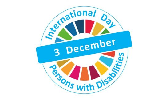 Fitter Happier – 3rd December International Persons w/ Disabilities Day