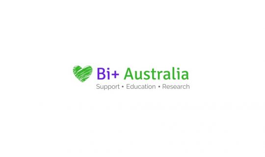 Bi+ Australia – Improving Lives, Community and Mental Health