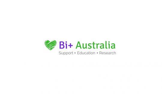 Bi+ Australia – Improving Lives, Community and Mental Health