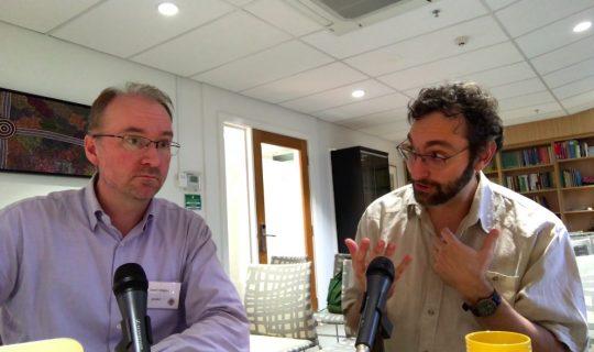 Talk the Talk: What Works (featuring Dan Dediu)