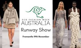 Angela Ayers- ECO Fashion Week
