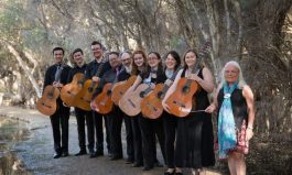 Guitar Orchestra to save Herdsman Lake