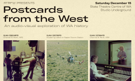 Postcards From The West