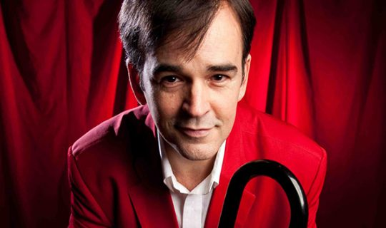 Tim Ferguson is an allstar