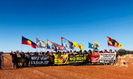Nuclear Free WA and the Yeelirrie Uranium Mine