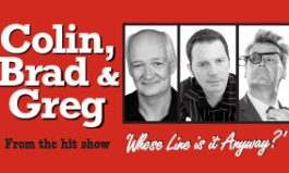 Brad Sherwood 'Whose Line Is It Anyway?'
