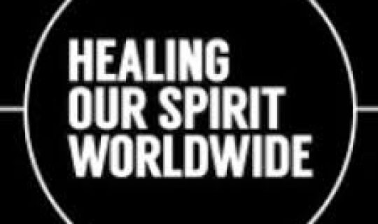 RTR's Jim Morrison attends 'Healing Our Spirit Worldwide' convention