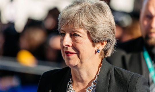 Theresa May's Two Week Lifeline