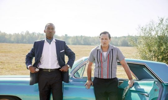 Movie Squad: The Mule & Green Book