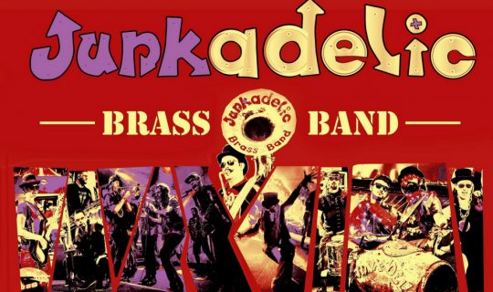 Junkadelic Brass Band