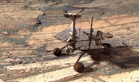 RIP Mars Opportunity Rover