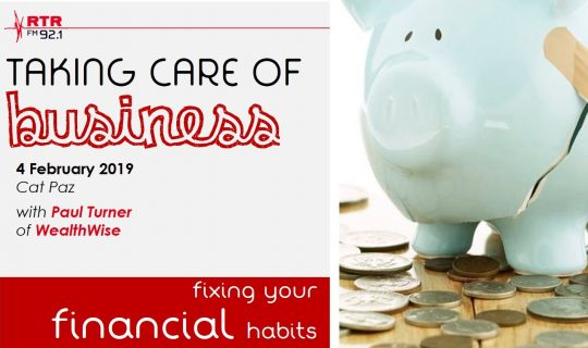 Taking Care of Business: changing bad financial habits