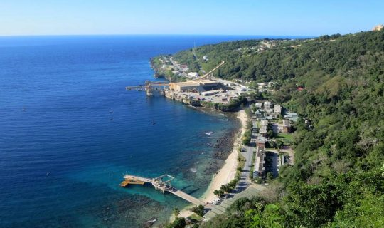 Christmas Island Re-Opening