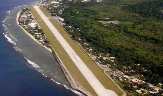 Last Child From Nauru Evacuated