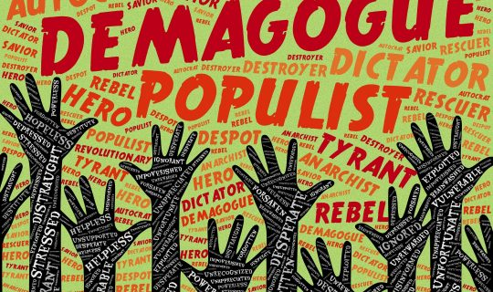 Breaking Down the Buzzword: Populism