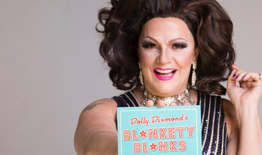 Dolly Diamond's Blankety Blanks