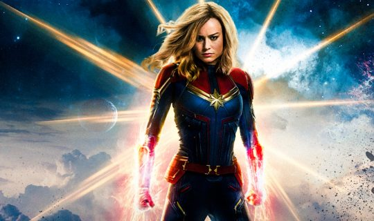 Movie Squad: Captain Marvel