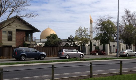 Ramifications of Christchurch Mosque Attack
