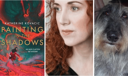 Book Review: Painting in the Shadows by Katherine Kovacic