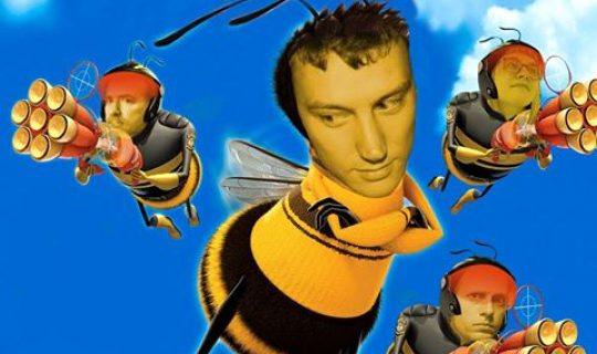 Talk the Talk: The Bee Show (with Stephen Mann)