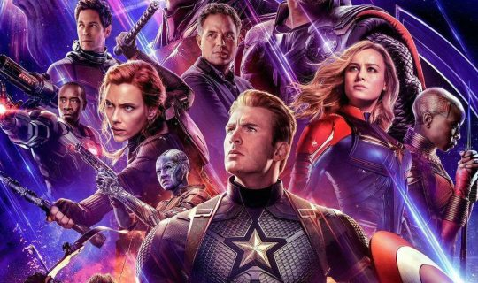 Movie Squad: Avengers Endgame & Gloria Bell