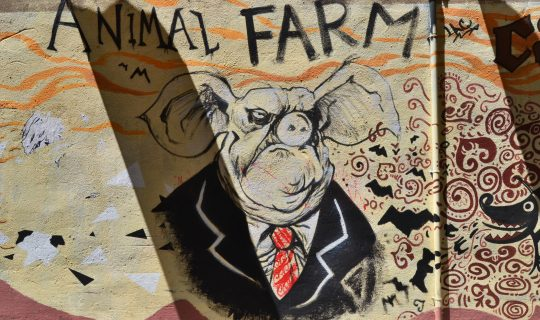Orwell's Animal Farm: A Drama Interpretation