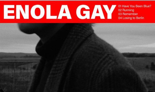 Enola Gay flexes on self-titled release