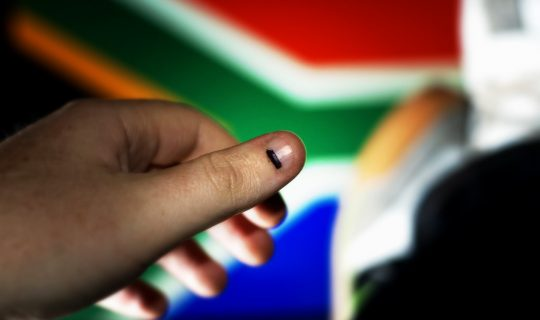 South Africa's Special Election Season