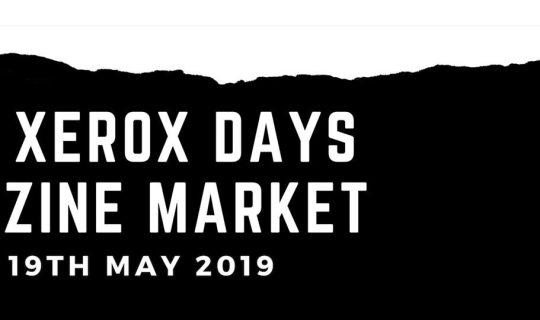 Xerox Days Zine Market with Natalie Blom
