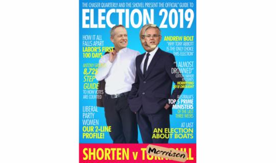 Revolver: Federal Election 2019