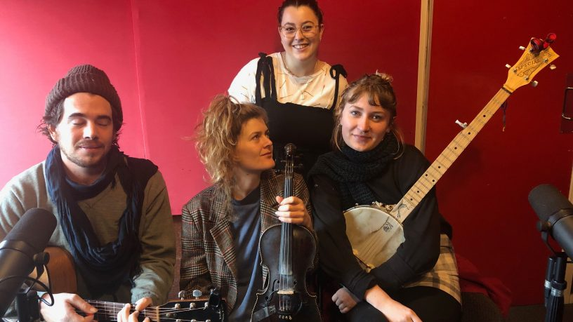 Nothing Muddy about Frank's Fish Tank debut record « RTRFM / The