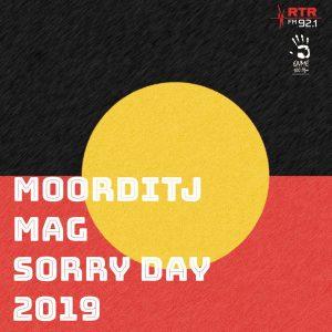 Moorditj Mag Sorry Day 2019