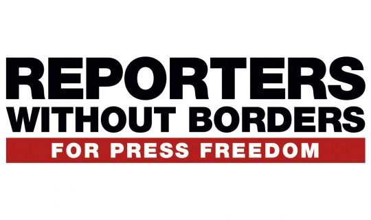 Reporters Without Borders on The Mag
