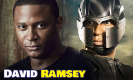 'Spartan' David Ramsey Stars At Supanova