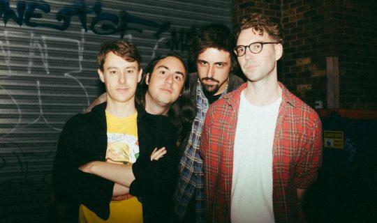 Bench Press refine sound on sophomore LP