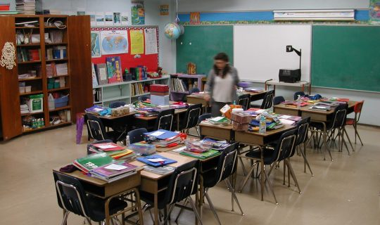Teachers Underequipped For Children With Special Needs