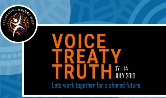 Senator Rachel Siewert speaks on Voice, Treaty and Truth (Moorditj Mag)