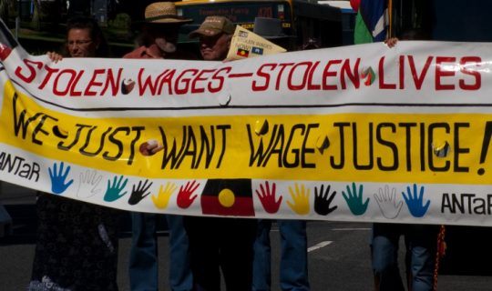 Lawyer fights for Indigenous Stolen Wages (Moorditj Mag)