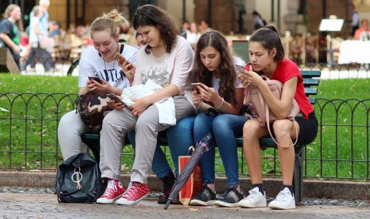 Teen Brains and Mobile Phones