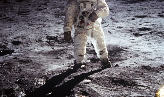 50 Years Ago Today We Landed on the Moon.