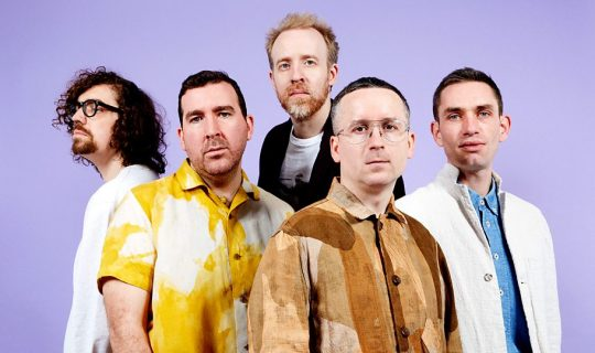 Bathe in the Ecstasy of Hot Chip