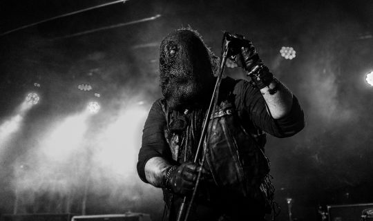 Trepaneringsritualen talks Death / Ritual / Sweden