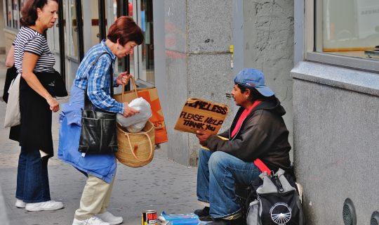 FITTER | HAPPIER: Homelessness