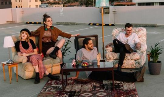 King Ibis' new EP launch