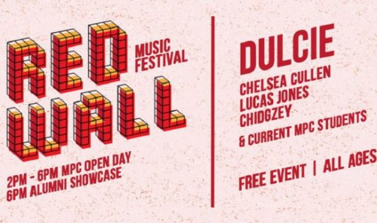Red Wall Music Festival