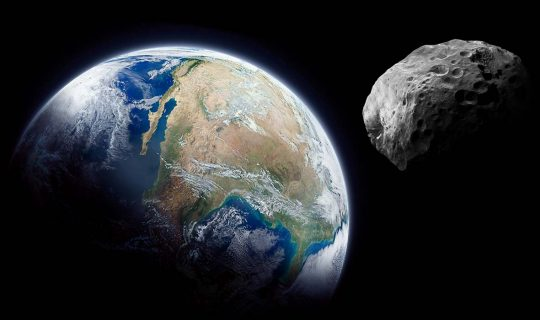 This Asteroid Won't be Cratering a Problem