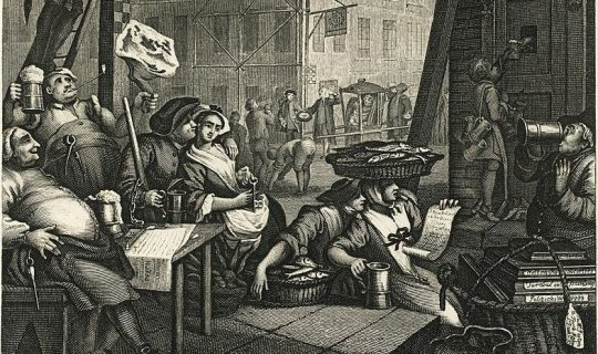 Wild tales of 18th-century London