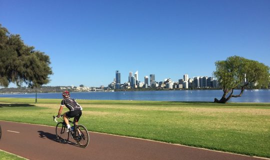 Fremantle: Riding into the Future