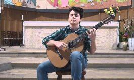 Gian Marco Ciampa Guitar Wonderkid
